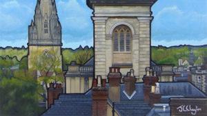 J C Clayton Contemporary Art Exhibition @ Vale & Downland Museum | England | United Kingdom