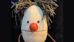 Puppet Theatre: Eggs on Legs @ Shaw House | England | United Kingdom