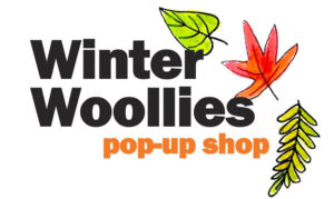 Winter Woolies pop-up shop at the Hungerford hub @ The Curve at the Hungerford Hub | England | United Kingdom