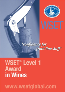 Wine Education Trust (WSET) Level 1 one-day course at Grapesmith @ Grapesmith, Barrs Yard | England | United Kingdom