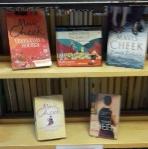 Author Talk Mavis Cheek @ Kingsclere Community Library   Kingsclere   England   United Kingdom