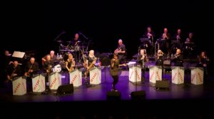 Apollo Big Band with vocalist Steph Richardson @ Sutton Hall, Stockcross | Stockcross | England | United Kingdom