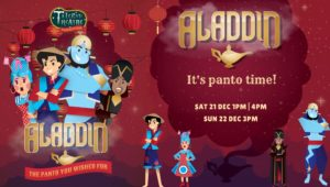Pantomime at The Beacon: Aladdin @ The Beacon | England | United Kingdom