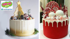 Love Hungerford Pop-up Demo: Decorating a Christmas Cake for Fun
