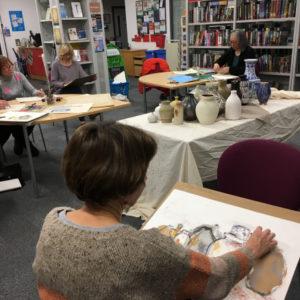 Hub ArtSpace @ Hungerford Hub and Library | England | United Kingdom