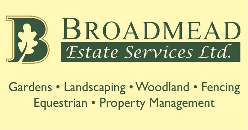 Broadmead Estate Services Ltd. Gardens, landscaping, woodland, fencing, equestrian, property management