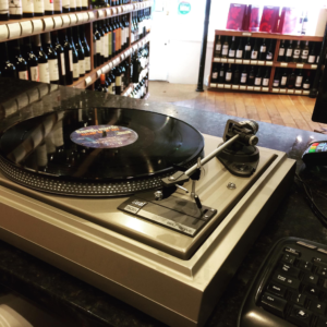 Wine & Vinyl Event at The Naked Grape in Hungerford @ The Naked Grape | England | United Kingdom
