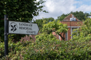 Sandham Chapel Service @ Sandham Memorial Chapel | Burghclere | England | United Kingdom