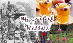 Hungerford Wassail @ The Cider Barn, Hungerford Park | England | United Kingdom