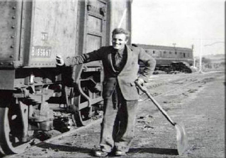 George the Coalman