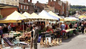 Marlborough Wednesday and Saturday Market