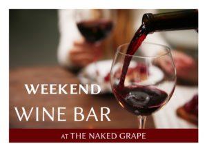 Weekend Wine Bar - Launch Night @ Hungerford High Street | England | United Kingdom