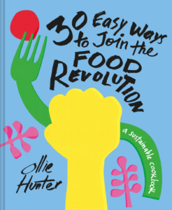 Author Talk - Ollie Hunter's 30 Easy Ways to Join the Food Revolution @ White Horse Bookshop | England | United Kingdom