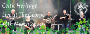 Celtic Heritage Live at The George, Lambourn @ The George, Lambourn | Lambourn | England | United Kingdom