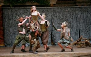 Globe Theatre - A Midsummer Night's Dream