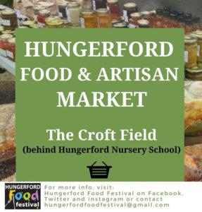 Hungerford Food & Artisan Market @ Croft Field | England | United Kingdom