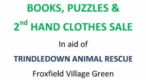 Charity Table Top Sale @ froxfield | Froxfield | England | United Kingdom
