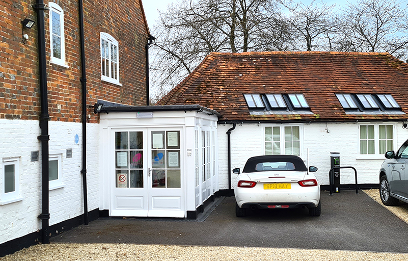 office for rent in Hungerford
