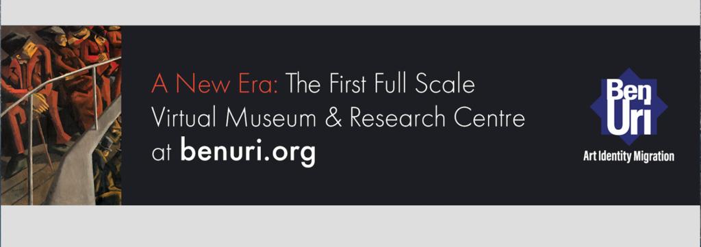 Ben Uri gallery and museum header