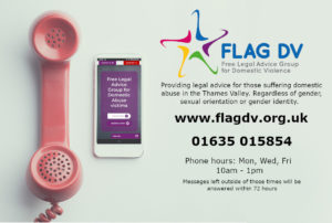 FlagDV help for domestic abuse victims