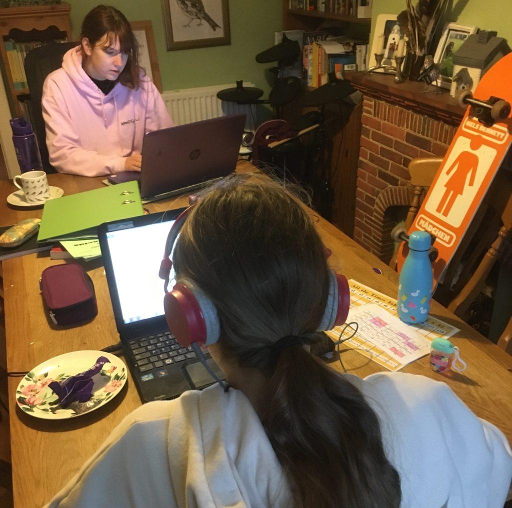 JOG homeschooling