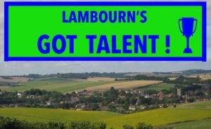 Lambourn's got talent!