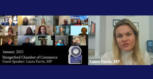 Laura-Farris-Hungerford Chamber of Commerce