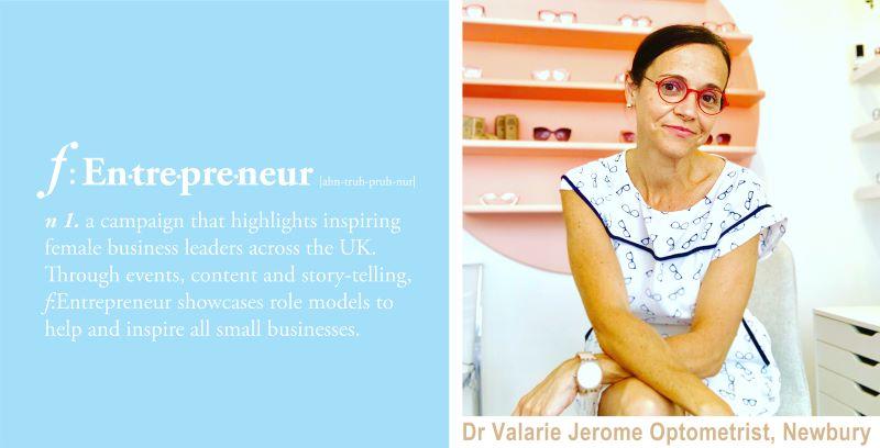 Valarie Jerome f entrepreneur