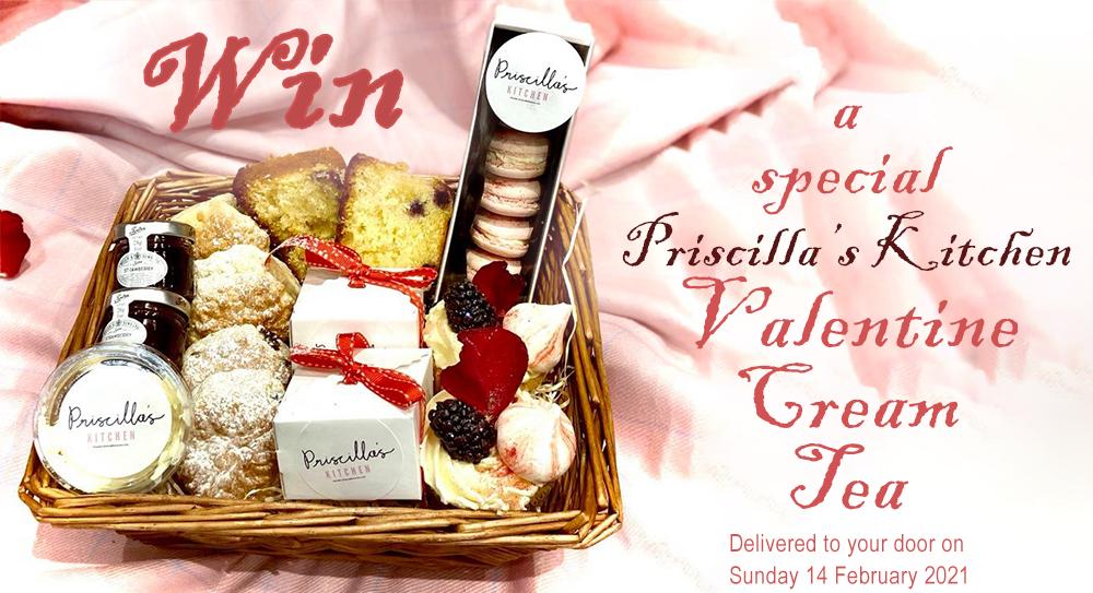 Valentine's Quiz Priscilla's Kitchen