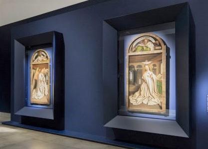 Van Eyck Online Exhibitions Ghent