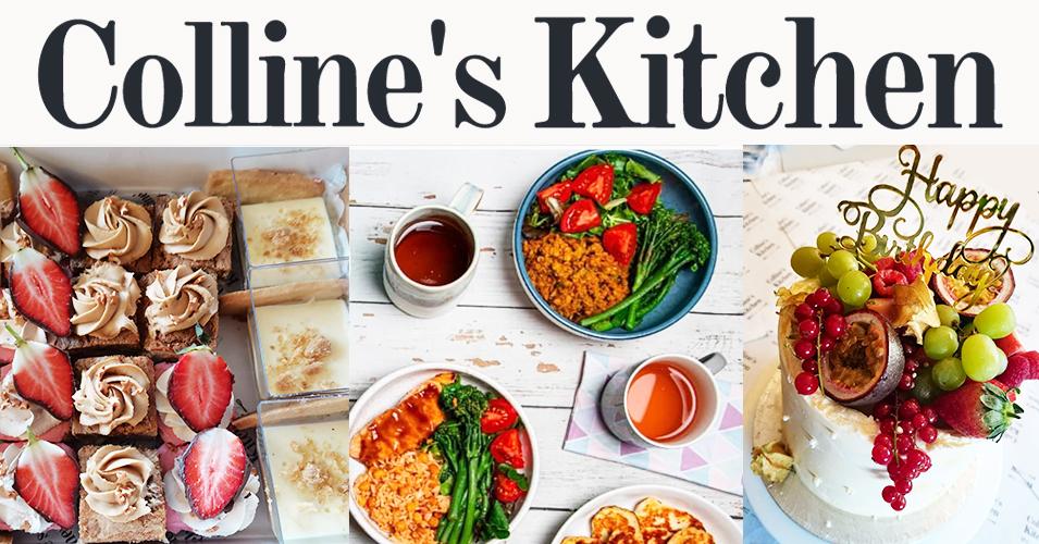 Colline's Kitchen header