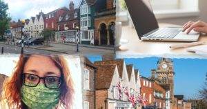 Hungerford businesses and covid