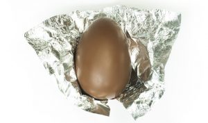 Easter Egg unwrapped