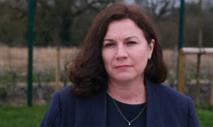 Lynne Doherty, Leader of West Berkshire Council