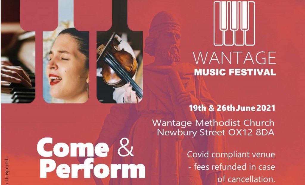 Wantage Music Festival 2021