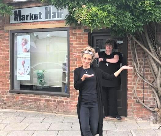 Market Hair ladies
