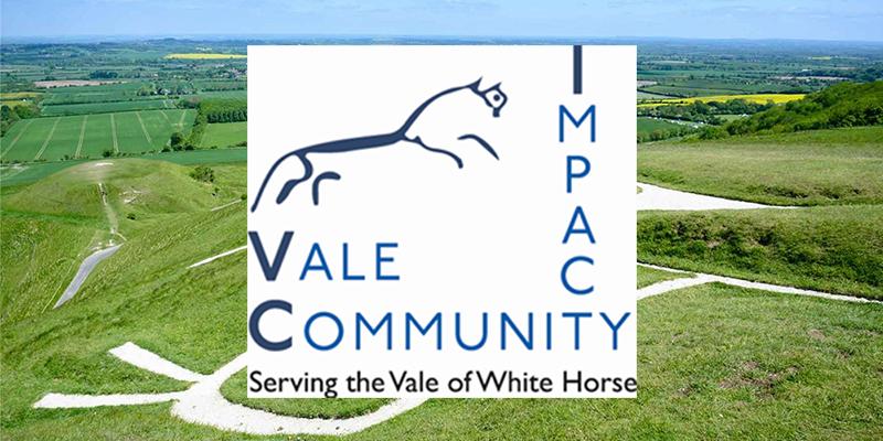 Vale Community Impact logo