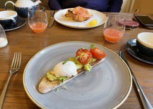 Pheasant 2021 Comp breakfast