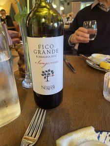 Pheasant 2021 Comp wine